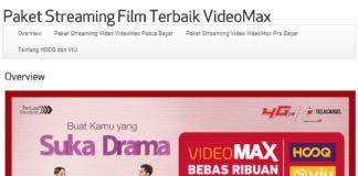 nikmati streaming film terbaru dengan paket videomax