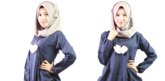 Berbelanja Baju Muslim Secara Online