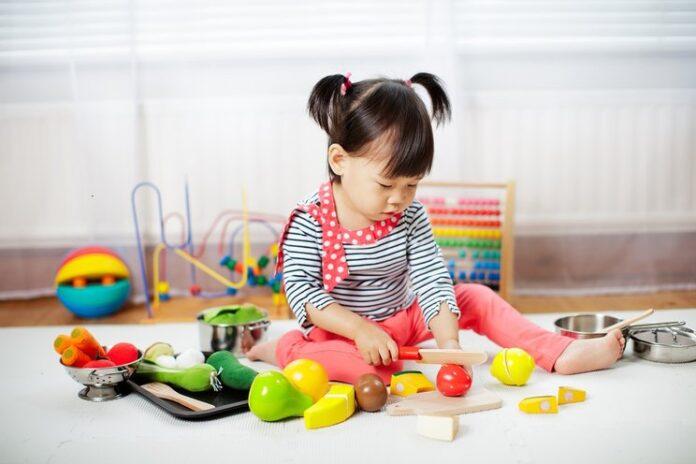 perkembangan kognitif anak